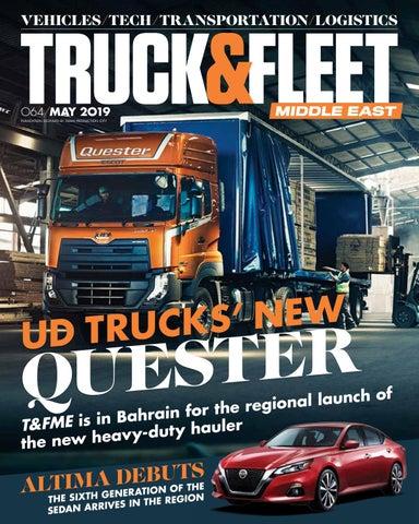 Truck&Fleet ME May 2019 by CPI Trade Media - issuu