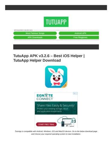 TutuApp APK v3 2 6 – Best iOS Helper by Tutuapp - issuu
