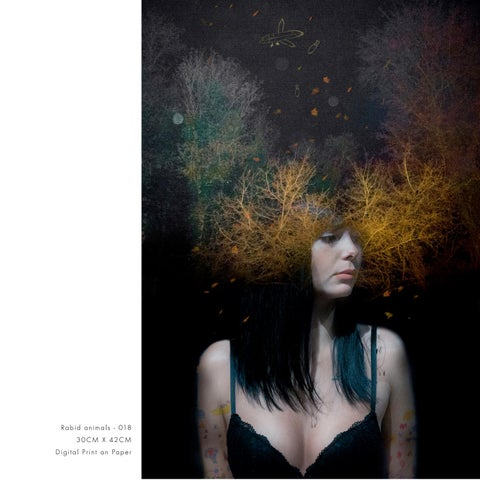 Page 18 of Stephane Vereecken of Belgium creates highly original surrealist art
