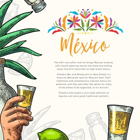 Page 32 of Worcester's flavours from Mexico and South America