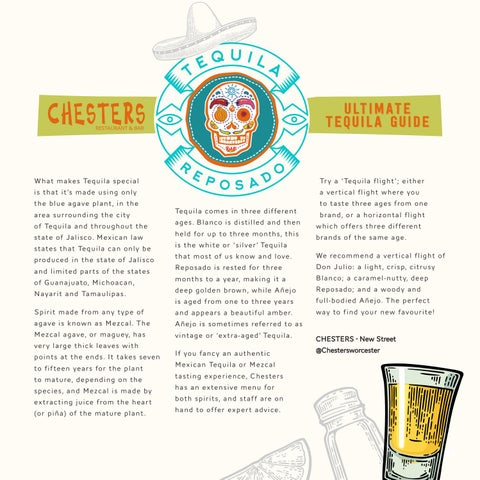 Page 33 of Worcester's flavours from Mexico and South America