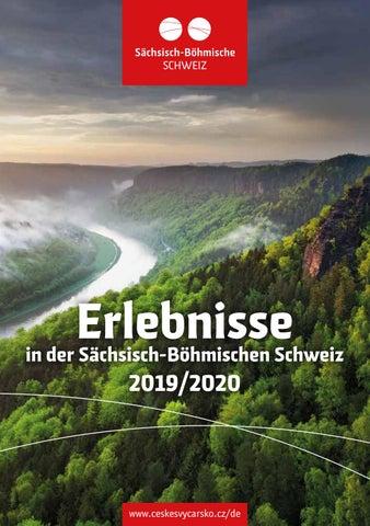 Erlebnisse In Der Sächsisch Böhmischen Schweiz 2019 2020 By
