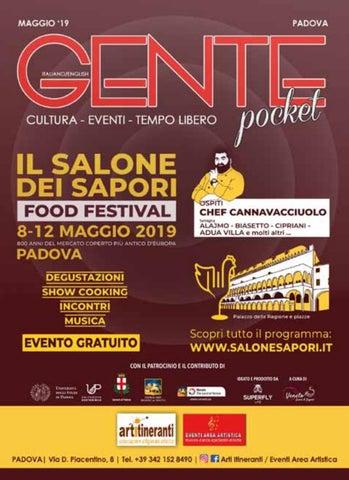 a5df0b1e08 GENTE Pocket Padova MAGGIO 2019 by GENTE Pocket - issuu