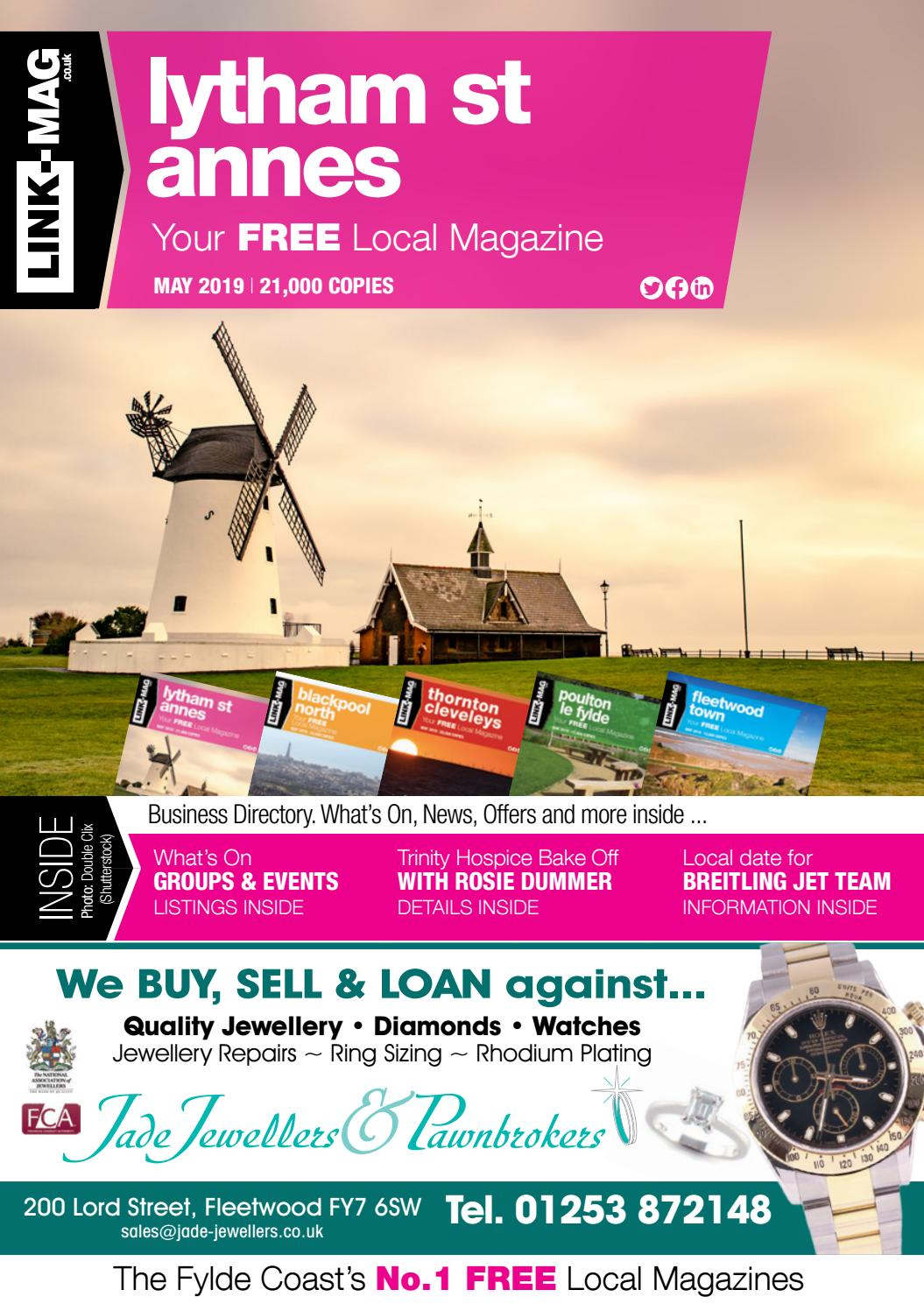 LINK-MAG | Lytham St Annes | May 2019 by LINK-MAG - issuu