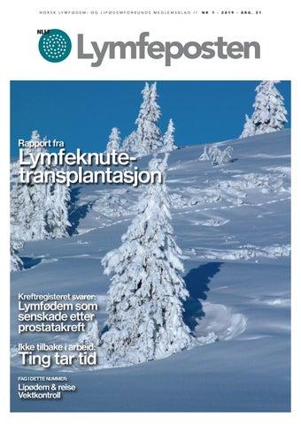 415dc746 Lymfeposten nr 1-19 by Norges lymfødem- og lipødemforbund - issuu