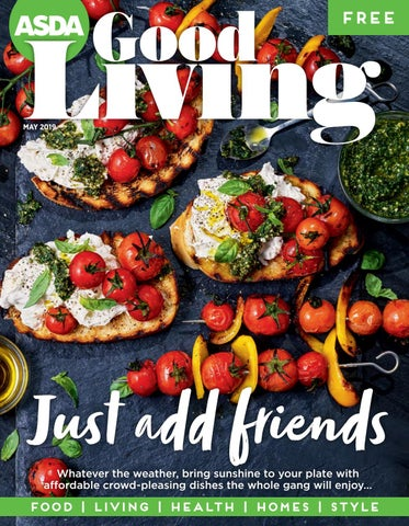 Asda Good Living Magazine May 2019 By Asda Issuu