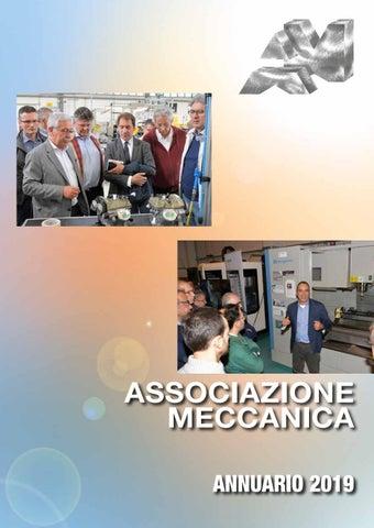 By Giorgio Associazione Issuu Vitolo Annuario Meccanica 2019 vN0O8nwm