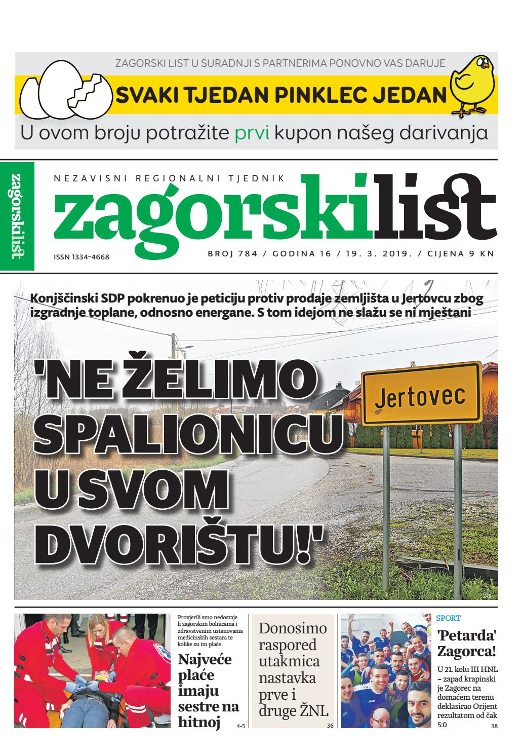 Zagorski list 784 by Zagorski list - issuu