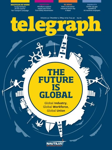 Nautilus Telegraph May 2019 by Nautilus Telegraph - issuu