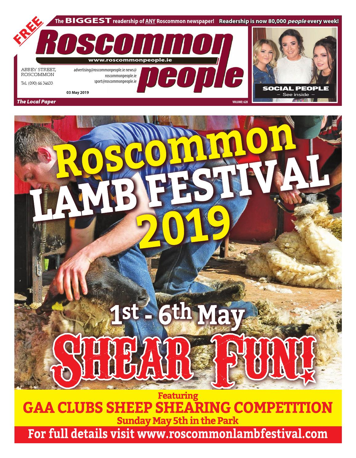 2019.08.30 by Roscommon People - issuu