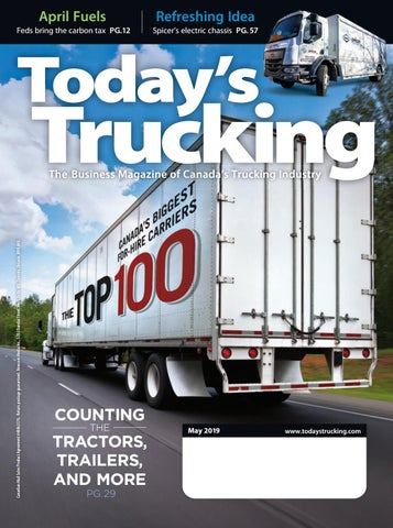 Today's Trucking May 2019 by Annex Business Media - issuu