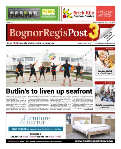 Bognor Regis Post Issue 157 by Post Newspapers - issuu