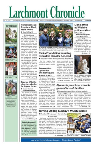 6c7e9fa70be LC 05 2019 by Larchmont Chronicle - issuu