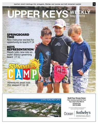 bb0707d594980 Upper Keys Weekly – 5/2/19 by Keys Weekly Newspapers - issuu