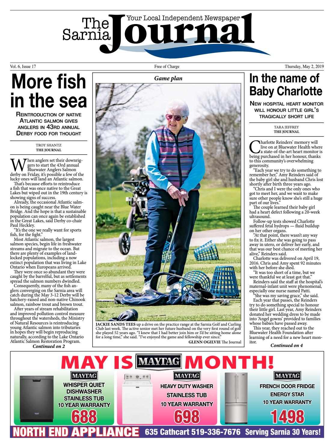 The Sarnia Journal - May 2 2019 by The Sarnia Journal - issuu