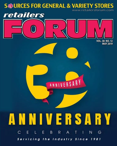 672908b389071 Retailers Forum Magazine May 2019 by Martin Stevens - issuu