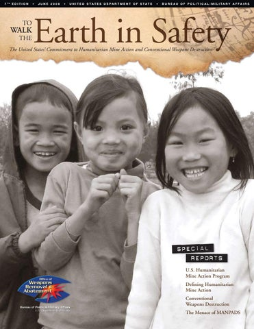 To Walk the Earth in Safety 2008 (FY07) by The Center for