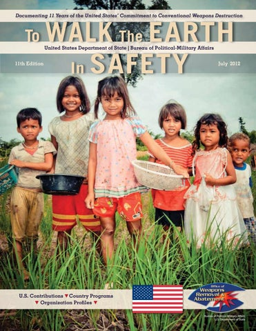 Ted Video 1602 How Childhood Trauma >> To Walk The Earth In Safety 2012 Fy11 By The Center For
