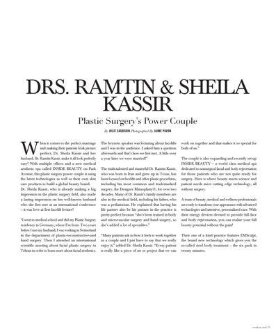 Page 35 of Drs. Ramtin & Sheila Kassir