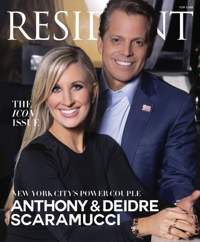 eff57a4c347 Resident Magazine NY MAY 2019 ANTHONY AND DIERDRE SCARAMUCCI by ...