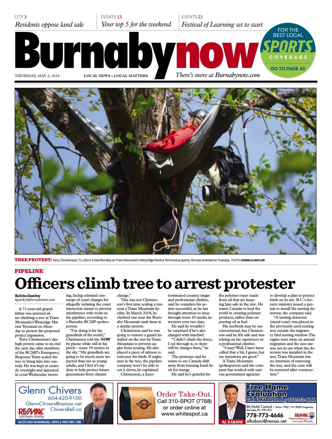 Burnaby Now May 2 2019 by Burnaby Now - issuu