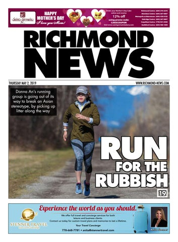 Richmond News May 2 2019 by Richmond News - issuu