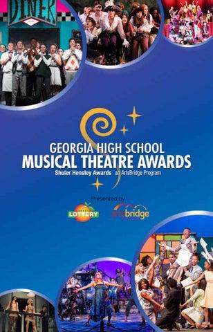 GEORGIA HIGH SCHOOL MUSICAL THEATRE AWARDS :: THE SHULER