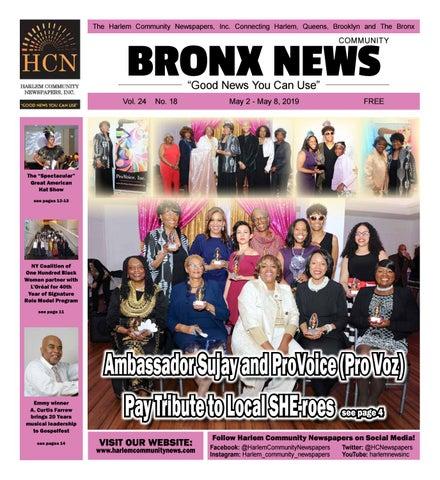 Bronx Community Newspapers | May 2 - May 8, 2019 by Mike Kurov - issuu