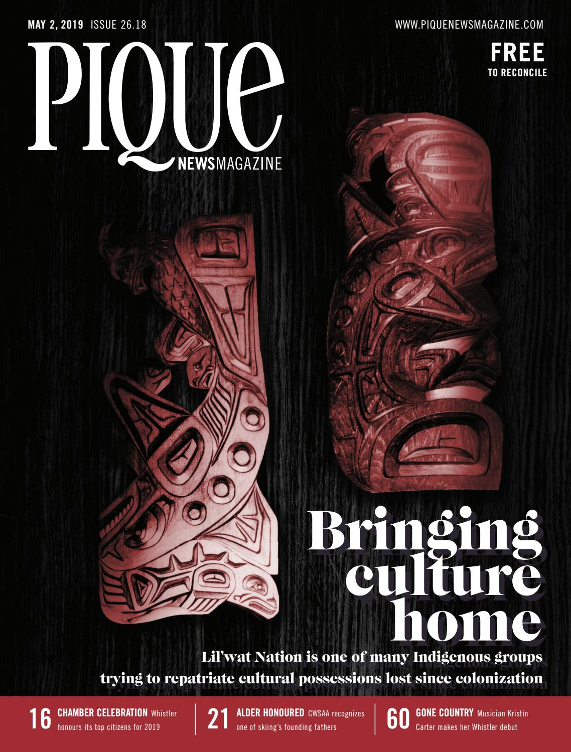 Pique Newsmagazine 2618 by Whistler Publishing - issuu