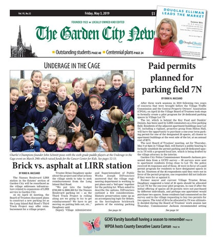 The Garden City News 05 03 19 By Litmor Publishing Issuu
