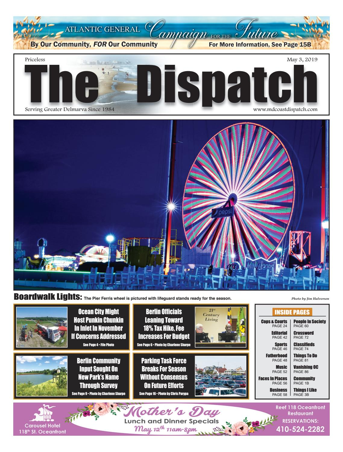 38a6e15439 May 3 by mdcoastdispatch - issuu