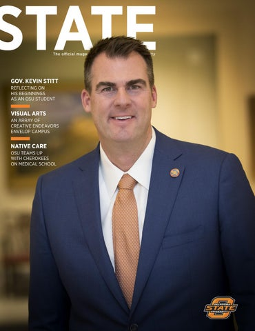 9610c7a5ab67 STATE Magazine Spring 2019 by Oklahoma State - issuu