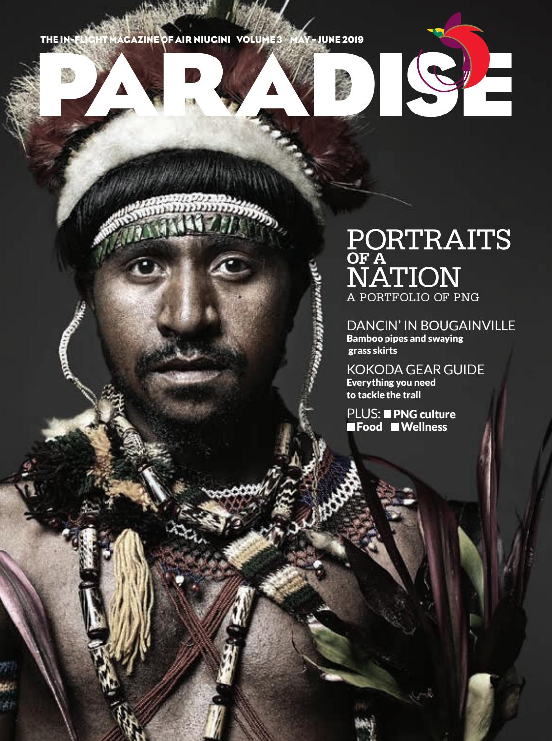 Paradise The In Flight Magazine Of Air Niugini May June 2019 By