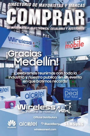 May 2019 | Wholesale Consumer Electronic Directory by