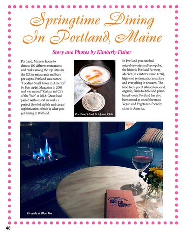 Page 48 of Springtime Dining in Portland, Maine