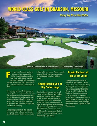 Page 52 of World Class Golf in Branson, Missouri