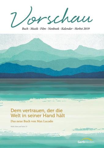Weihnachtskarten Flyeralarm.Gesamtvorschau Herbst 2019 By Gerth Medien Issuu