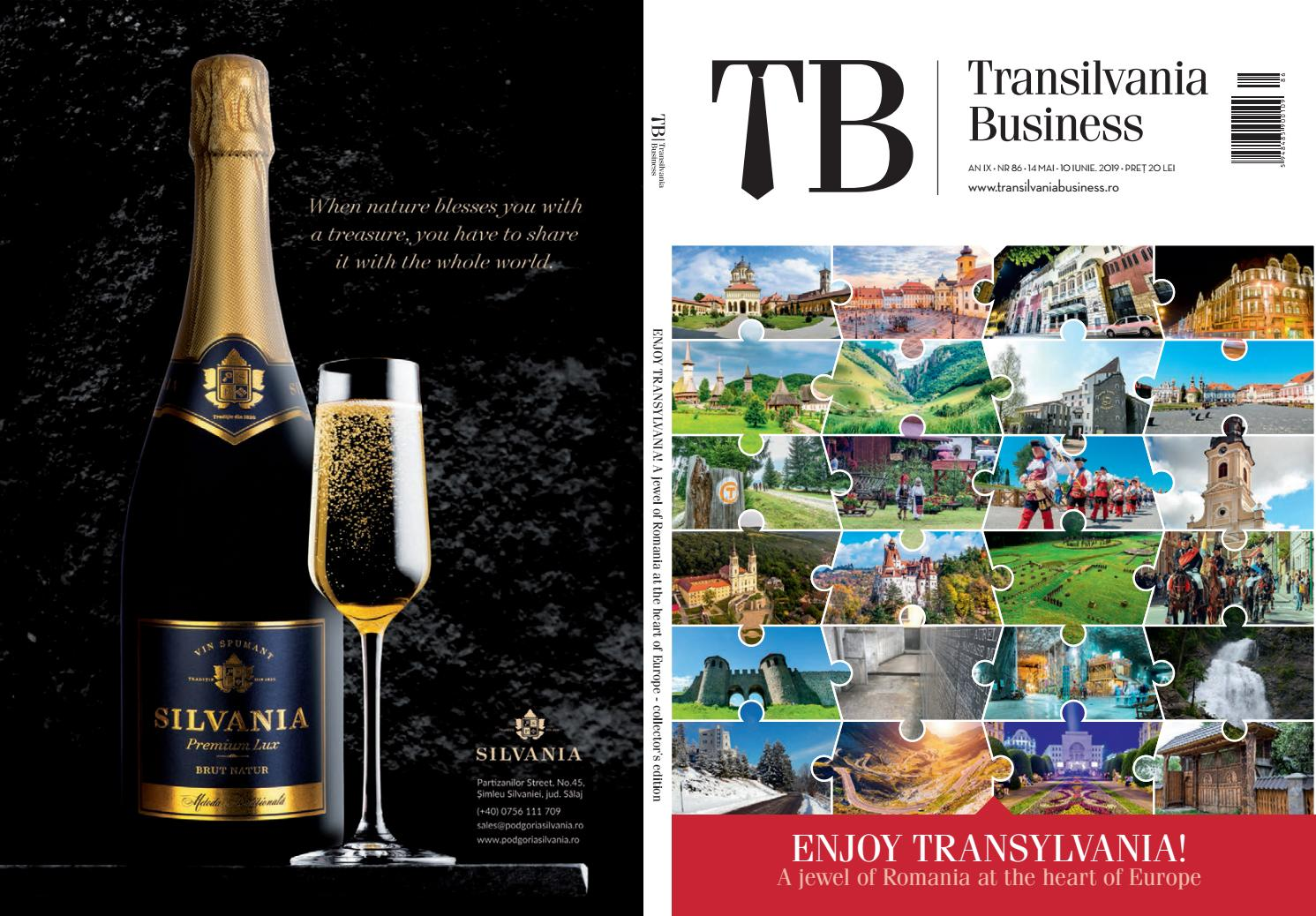 TB 86 by Transilvania Business - issuu