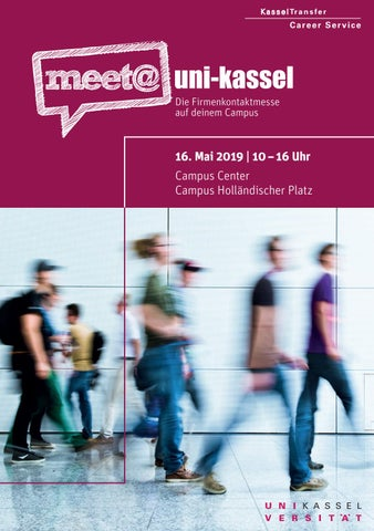 Messeguide Kassel 2019 2 By Iqb Career Services Ag Issuu