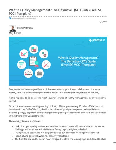 What is Quality Management? The Definitive QMS Guide (Free