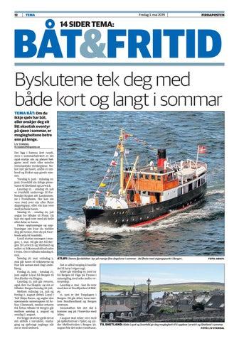 sprute båt