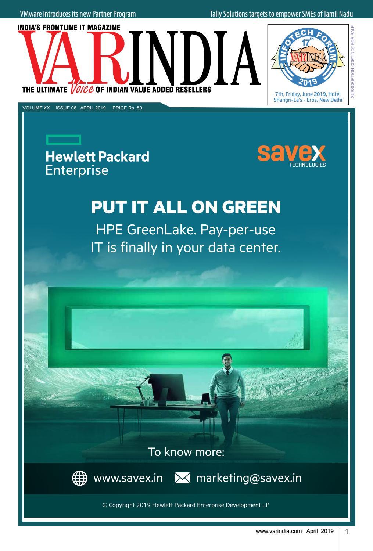 E-magazine April issue by VarIndia - issuu