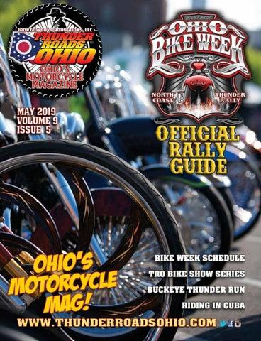Thunder Roads Ohio May 2019 by Thunder Roads Ohio Magazine
