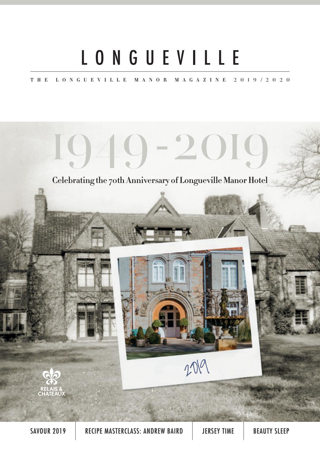 Longueville Manor Magazine 2019/2020 by Switch Digital - issuu
