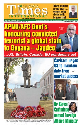 Guyana Times International 03-May-2019 pdf by Gytimes - issuu