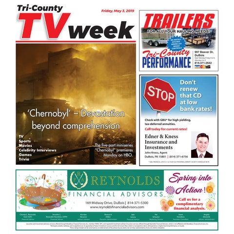 Tv By County Issuu Tri Week 32019 WeekFridayMay pzVSMU