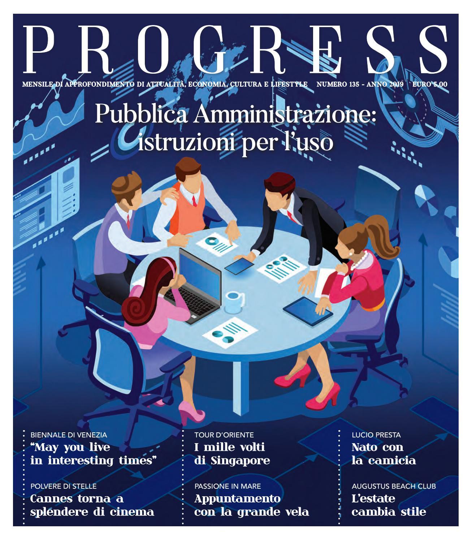 Progress maggio 2019 by Progress Redazione issuu