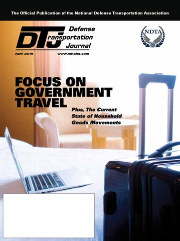 Defense Transportation Journal by Defense Transportation Journal - issuu