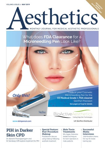 Aesthetics journal May 2019 by Aesthetics Journal - issuu