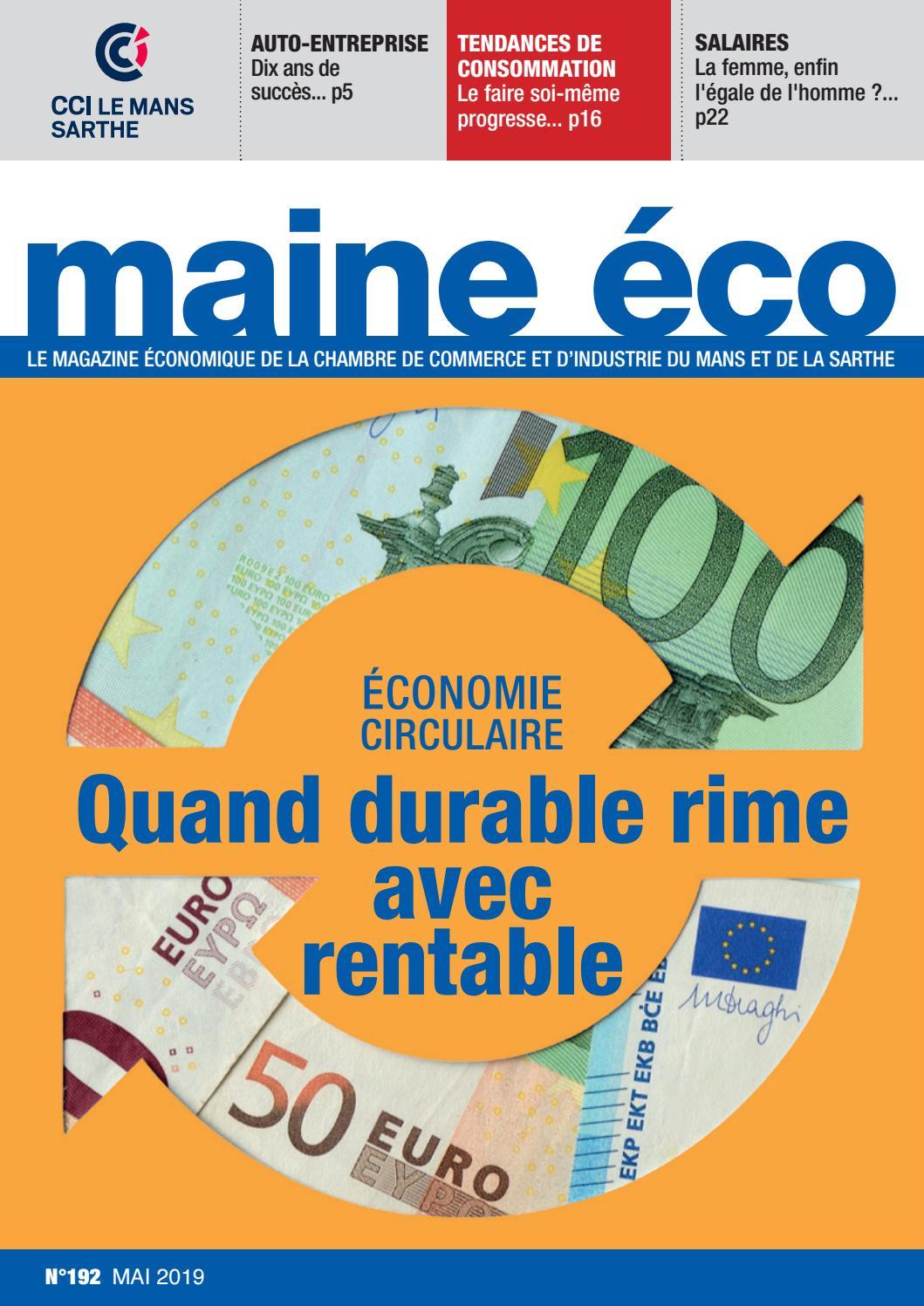 3f54a8b25 Maine éco 192 mai 2019 by frédéric RENAULT - issuu